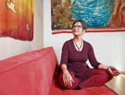 Um die Angst vor dem Tod zu überwinden, braucht es inneren Frieden. Marianne Iten Thürig setzt diese Überzeugung künstlerisch um.