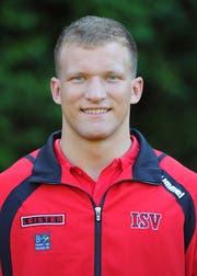 Eine Knieverletzung zwingt ihn zum Saisonende: Schwinger Marco Fankhauser. (Bild: Archiv Neue LZ)