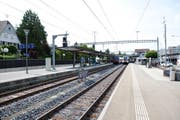 Zwischen Sursee (Bild) und Sempach-Neuenkirch fahren derzeit keine Züge. (Archivbild Pius Amrein)