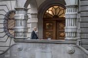 Bleibt bis auf weiteres der einzige SP-Politiker im Luzerner Stadtrat: Der neu gewählte Stapi Beat Züsli. (Bild: Pius Amrein / Neue LZ)