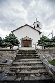 Die Friedenskapelle in Hämikon wurde am 20. Juli 1950 geweiht. (Bild Dominik Wunderli)