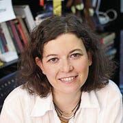 Eszter Hargittai, Professorin für Kommunikationswissenschaft Universität Zürich. (Bild: PD)