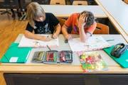Der Kanton Uri will den Lehrplan 21 auf das Schuljahr 2017 / 2018 einführen (Symbolbild). (Bild: Keystone)