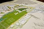 Eine Studie zeigt Möglichkeiten für die Entwicklung von Luzern Süd auf. (Bild: Archiv Dominik Wunderli / Neue LZ)