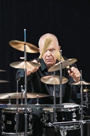 «Composer in residence» zum Thema «Kindheit»: Schlagzeuger Fritz Hauser.