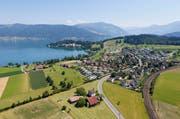 Blick auf den Ortsteil Buonas der Gemeinde Risch. (Bild: Stefan Kaiser)