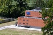 Gebäude der Wasserwerke Zug (WWZ). (Bild: Stefan Kaiser)
