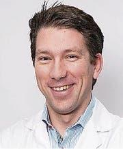 PD Dr. med. Georg Fröhlich (Bild: PD)