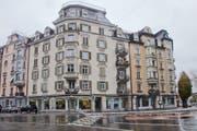 EP:Steffen an der Moosstrasse 17 in Luzern. (Bild: PD)