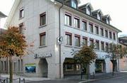 Der Hauptsitz der Urner Kantonalbank in Altdorf. (Bild pd)