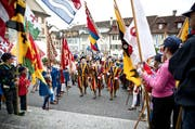 Gedenkfeier zur Schlacht von Sempach. (Archivbild Manuela Jans)