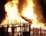 Der Brandstifter hat in Escholzmatt zwei Mal Feuer gelegt. (Bild: Archiv Neue LZ)