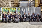 Pensionierte auf Sizilien: Das Rentenalter wird in Italien bis 2019 auf 67 erhöht. (Bild: S. Lubenow/Look (Gela, Sizilien, 21. März 2011))