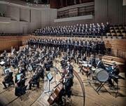 Wer ein Klassikkonzert im KKL besucht, stammt häufig nicht aus der Stadt Luzern. (Bild: Pius Amrein (18. März 2017))