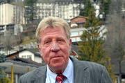 Mario Amstutz tritt als Verwaltungsrat der Bergbahnen Engelberg-Trübsee-Titlis AG zurück. (Bild: Robert Hess / Neue OZ)