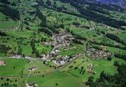 Die Gemeinde Steinerberg. (Bild pd)