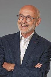 Josef Hochstrasser, reformierter Pfarrer und Buchautor