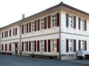 Das Schulgebäude in St. Niklausen. (Bild pd)
