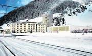 So soll das nationale Schneesportzentrum in Andermatt aussehen (Bild: PD)