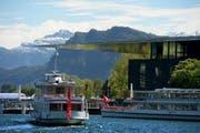 Das KKL in Luzern konnte im 2015 einen höheren Gewinn verbuchen. (Bild: Archiv Neue LZ)