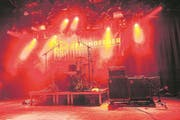 Die Sprungfeder - der Zentralschweizer Band-Nachwuchswettbewerb (Bild: PD)
