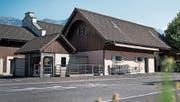 Das Schlachthaus Ei in Sarnen ist in die Jahre gekommen. Nun wird ein Neubau in Kerns geplant. (Bild: Corinne Glanzmann (Sarnen, 29. August 2017))