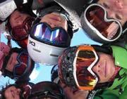 Für die Schneesportlager der kantonalen Sportförderung hat es noch freie Plätze. (Bild: pd)