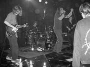Frenetic Silence gewannen die Sprungfeder im Jahr 2001. Gitarrist Christian Winiker erinnert sich. (Bild: PD)