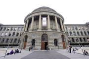 Die ETH in Zürich hat beim Uni-Ranking gut abgeschnitten. (Bild: Keystone)