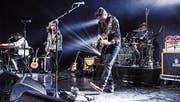 The Delta Saints aus Nashville in Aktion. (Bild: PD)