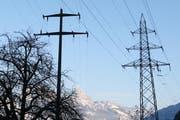 In Teilen der Gemeinde Schwyz gab es für kurze Zeit keinen Strom (Symbolbild Neue SZ).