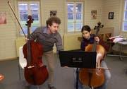 Die Anstellungsbedingungen von Musikschullehrern sollen verbindlich geregelt werden. (Symbolbild Adrian Stähli/Neue LZ)
