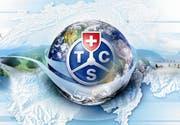 Ausschnitt aus einem TCS-Logo. (Bild pd)