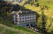 Das Hotel Rigi Klösterli. (Bild Martin Heimann/Neue ZZ)