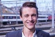 Yannick Gauch bereitet das Terrain für seine Nomination als Stadtratskandidat vor. (Bild: PD)