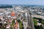 Emmen ist nach Luzern die zweitgrösste Gemeinde in der Zentralschweiz. (Bild Philipp Schmidli)