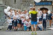 Die schönsten Stadtlauf-Momente festhalten und einen Preis gewinnen. (Bild: Pius Amrein / Neue LZ)