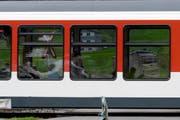 Die Züge zwischen Stansstad und Stans verkehren am Wochenende wieder normal (Symbolbild). (Bild: Keystone)