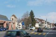 Auf der Grabenstrasse soll nach dem Willen von Anwohner Tempo 30 für weniger Lärmimmissionen sorgen. (Bild: Maria Schmid/Neue ZZ)