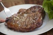 Das Restaurant gab an bio-Fleisch zu verkaufen, das gar keines war. (Bild: Archiv)