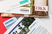 2018 bis 2020 sollen die Prämienverbilligungen im Kanton Luzern nicht weiter gekürzt werden. (Symbolbild: Gaetan Bally/Keystone (21. November 2012))