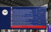 Ein Gleisschaden im Luzerner Bahnhof führt momentan zu Verspätungen und Ausfällen im Bahnverkehr. (Bild: Ernst Zimmerli / Luzernerzeitung.ch)
