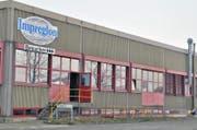 Die Firma Impreglon in Altdorf. (Bild: Sven Aregger/UZ (Altdorf, 13. Februar 2015))
