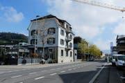 Im Restaurant Freihof in Unterägeri wird momentan nicht gewirtet. Bild: Stefan Kaiser (12. Oktober 2016)