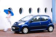 11 Franken mehr pro Jahr für einen Citroën C1, 998 Kubik-Zentimeter, das heisst 239 statt 228.