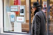 Auch für Werbung in Innenräumen könnten künftig Regeln gelten. (Bild: Eveline Beerkircher (Luzern, 1. März 2018))