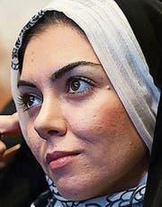 TV-Moderatorin und Schauspielerin Azadeh Namdari. (Bild: PD)