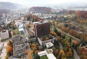 Das Luzerner Kantonsspital. (Bild: Manuela Jans / Neue LZ)