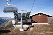 Talstation der neuen Sesselbahn auf dem Gurschen. (Bild PD)