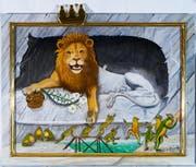 "Lotti Hegglin ""König der Tiere"". (Bild: PD)"